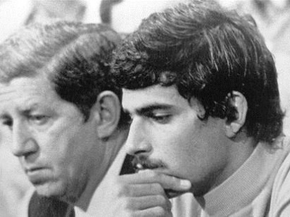 PETER DALAND E MARK SPITZ