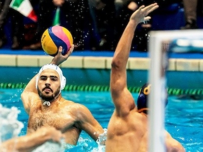 FINA World League Italy Vs Montenegro
