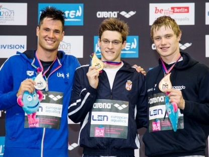 32nd LEN European Championships Swimming, Diving, Synchro, Open Water