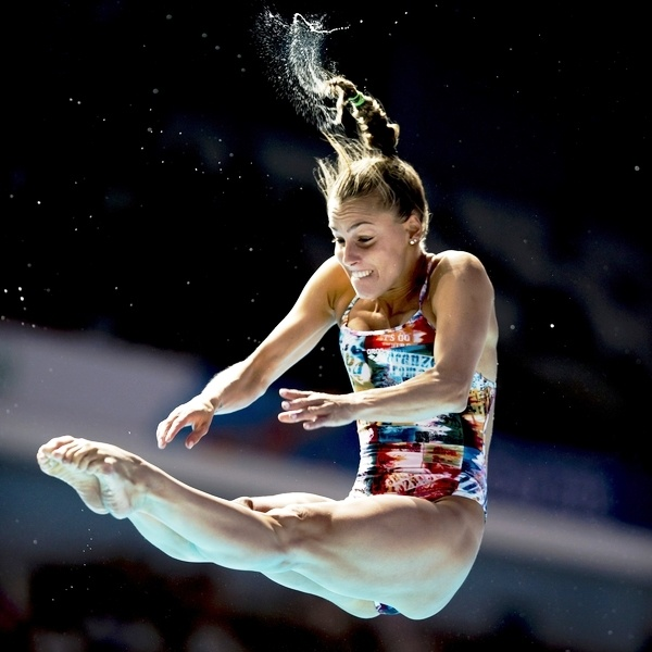 TANIA CAGNOTTO_XVI FINA World Championships Aquatics Diving