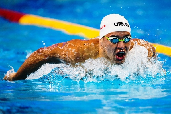 CHAD LE CLOS_12th FINA World Swimming Championships (25m)