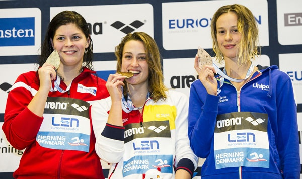 400m Freestyle Women Final