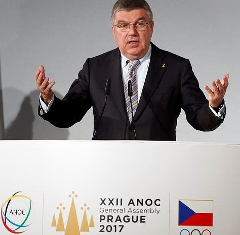 THOMAS BACH_Czech Republic ANOC
