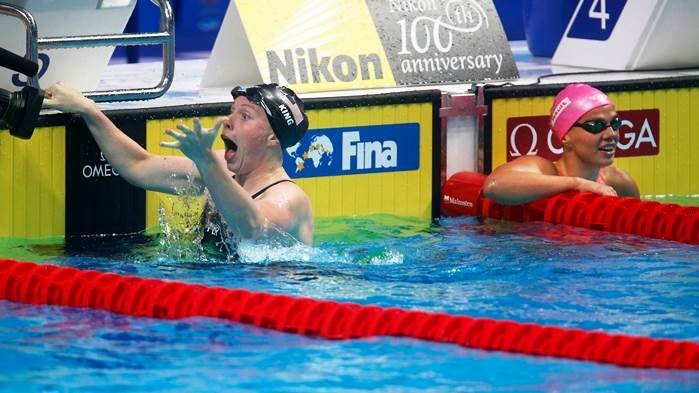 LILLY KING USA-YULIYA EFIMOVA RUS