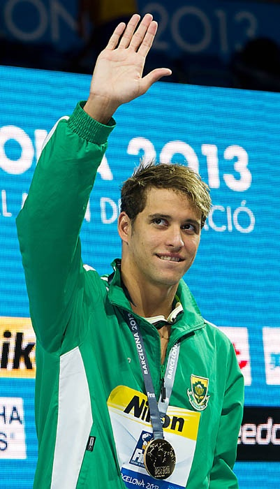 LE CLOS Chad, South Africa, RSA, gold medal