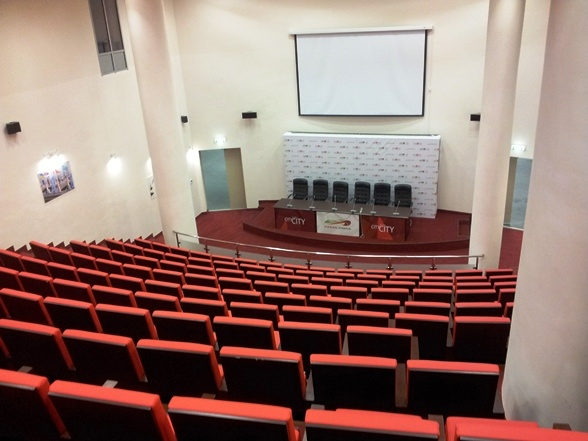 KAZAN PRESS CONFERENCE ROOM